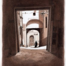 "View ""Through Doorways"""